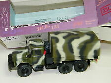 ELICON - ZIL 131 CAMION BACHE CAMOUFLAGE ARMEE RUSSE