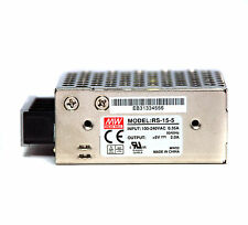 1pc Switching Power Supply RS-15-5 5V 3A 15W AC100~240Vin 62.5x51x28mm Mean Well