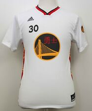 Stephen Curry Golden State Warriors adidas 2017 Chinese New Year Replica Jersey