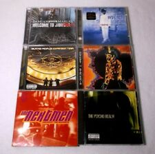 Hip-Hop CD 6 Pack Lot #6