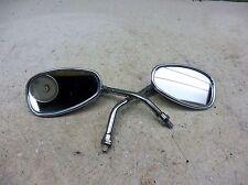 1986 Yamaha Maxim XJ700 Y578. mirrors left right