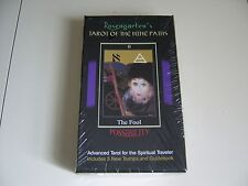 Tarot of the Nine Paths by Rosengarten, 27 cards
