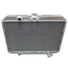 "CXRacing Aluminum 2.5"" Core Radiator For Mitsubishi Starion Plymouth Conquest"