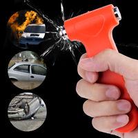 Emergency Safety Escape Hammer Car Window Glass Breaker Seat Belt Cutter Tool