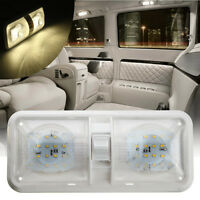 12V 48 LED 2835 SMD Interior Luz Techo Luces Dome Light Coche Barco RV Remolque