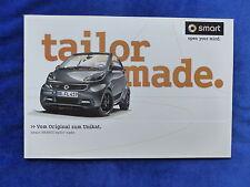 Smart Fortwo Cabrio Brabus tailor made-prospectus brochure 05.2012