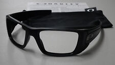 Authentic Oakley FUEL CELL Matte Black Sunglasses Frame & Bag only OO9096-D8