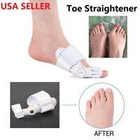 Bunion Corrector Toe Splint Straightener Orthopedic Pain Relief Valgus Hallux