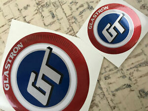 Glastron GT bow decal for Glastron GT-150 and GT-160 + small GT bow decal EXTRA!