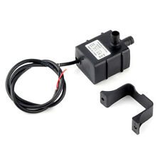 240L/H DC 12V 2 Phase CPU Cooling Car Brushless Water Pump Waterproof H5
