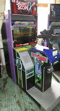 SILENT SCOPE EX RIFLE SHOOTING ARCADE MACHINE Shipping Available
