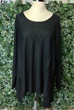 Eileen Fisher - (Plus Size: 3X) - Merino Wool/Alpaca Sweater Tunic