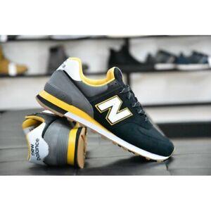 New Balance ML574SKA Uomo Nero