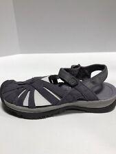Keen Rose Sandal Womens Closed Toe Strappy Shark/Lavender 9.5 M