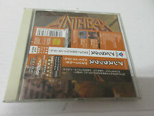 Anthrax - Volume 8 The threat is real Japan CD