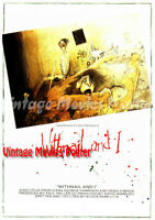 Withnail & I 1987 Repro Reproduction Print UK E. Grant Poster Bruce Robinson
