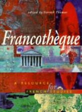 Francotheque: A resource for French studies,Open University Open University