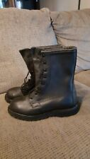 NEW Military Bates Black  ICW US GI Boots Mens Size 8.5 R GORE TEX (NWOB)