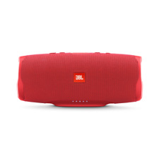 JBL JBLCHARGE4REDAM Charge 4 Waterproof Bluetooth Wireless Speaker - Red
