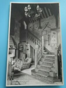 Postcard  The Shaven Crown Hotel, Shipton under Wychwood, Judges Ltd 28601