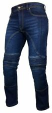 *FREE POSTAGE* MENS NEO 2 MOTORBIKE MADE WITH KEVLAR® JEANS WITH SIZES & COLORS
