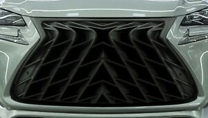 Radiator Grille KOTARO project for new facelifted Lexus NX   SCL GLOBAL Concept™