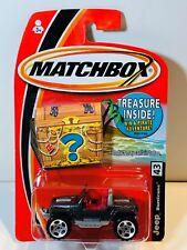 MATCHBOX MB43 JEEP HURRICANE CONCEPT CHARCOAL GRAY