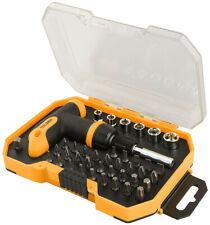 Tolsen T-Handle Pozi Slotted Philips Hex Torx Socket 41pcs Set in Case