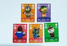 Animal Crossing Amiibo Cards S4/304 Phineas 308 Leilani 309 310 Timmy 311 Lottie