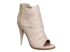 Givenchy Women's heeled ankle boots Light Pink Calf leather Size US 10.5 -EU 40½