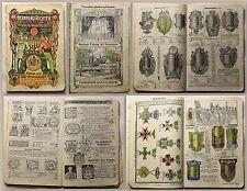 Prospekt Richter Fahnenfabrik Katalog Nr.190 1911 Fahnenrichter Vexillologie