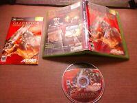 Microsoft OG Xbox Complete CIB Tested Gladiator Sword of Vengeance Ships Fast