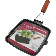 CARBON STEEL GRILL PAN 1.2MM THICKNESS FRYING & GRILL PAN