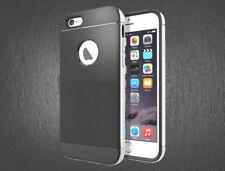 Fundas y carcasas metálicas Para iPhone 6 color principal gris para teléfonos móviles y PDAs