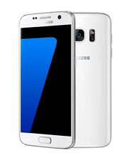 "5.1"" Unlocked Samsung Galaxy S7 G930V 32GB 4G LTE WiFi GPS NFC Smartphone White"