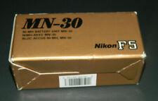 Nikon F5 MN 30 EMPTY BOX with Instructions
