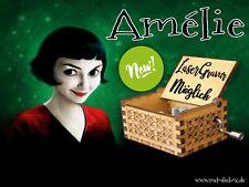 Amélie - La valse d'Amelie Spieluhr Musicbox Neu Fanartikel