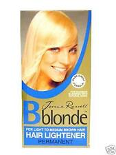Jerome Russell Bblonde Permanent Hair Lightener LIGHT - MEDIUM Brown Hair