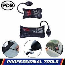 2Pc Air Pump Wedge Inflatable Airbag Car Door Window Furniture Shim Hand Tool