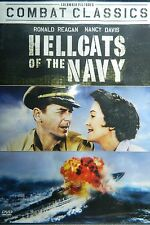 HELLCATS of the NAVY (1957) Ronald Reagan Nancy Davis Arthur Franz Robert Arthur