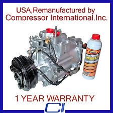 2013-2014 ILX Hybrid,2012-2015 Civic Hybrid OEM Reman A/C Compressor