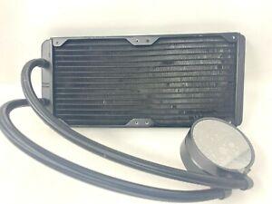 NZXT Kraken X62 280mm AIO RGB CPU Liquid Cooler Aer P140mm Radiator ONLY