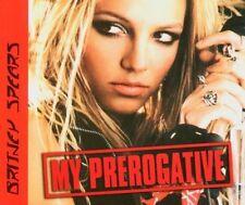 Britney Spears My prerogative (2004) [Maxi-CD]