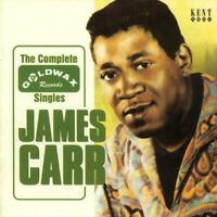 JAMES CARR The Complete Goldwax Singles NEW & SEALED 60s SOUL CD (KENT) SOUTHERN