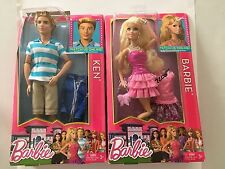 "BARBIE  & KEN ""LIFE IN THE DREAL HOUSE"" NRFB 2012"