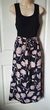 Avella Size 16 Floral Women's Ladies Printed Skirt BNWT