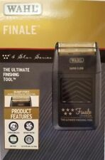 WAHL 5-Star FINALE Shaver Cord/Cordless Bump Free 120V-240V- NEW - Priority ship