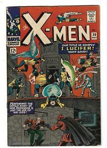 X-Men #20 ( May1966, Marvel ) VG/FN