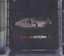 SILK SAW Dystopia CD SUB ROSA Industrial Electronic Drum 'n Bass Illbient