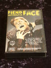 Fiend Without a Face VHS sci-fi/horror from the 50s involving killer brains